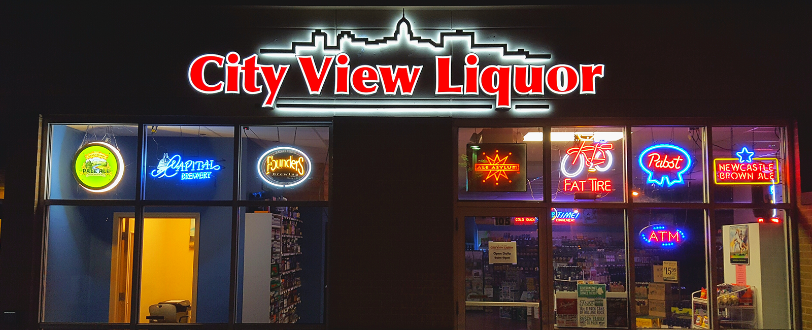 City View Liquor